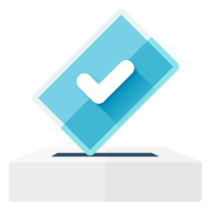 Guide icon vote